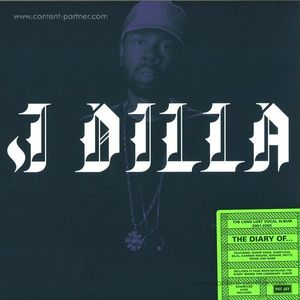 J Dilla - The Diary (LP)