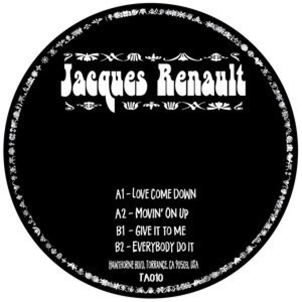 JACQUES RENAULT - EMPINGAO EP