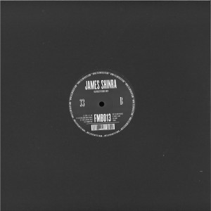 JAMES SHINRA - Signs / Arc (Benjamin Damage / John Beltran Remixe (Back)