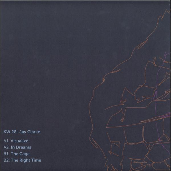 JAY CLARKE - KLOCKWORKS 28 (Back)