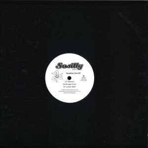 JB Edits - EP Number 1 (Back)