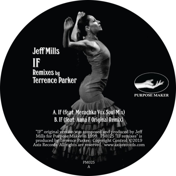 JEFF MILLS - IF - REMIXES