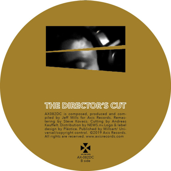 JEFF MILLS - THE DIRECTOR'S CUT CHAPTER 4