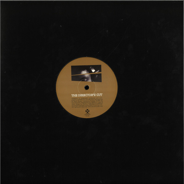 JEFF MILLS - THE DIRECTOR'S CUT CHAPTER 5 (Back)