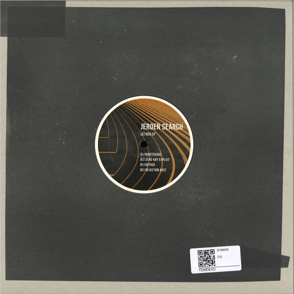 JEROEN SEARCH - AETHER EP (Back)