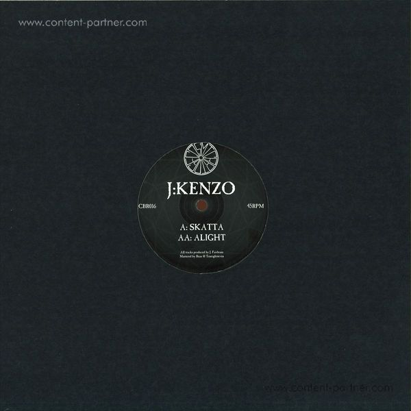 J:Kenzo - Skatta / Alight (Back)