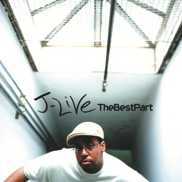 J-Live - The Best Part (Red Vinyl LP Reissue)