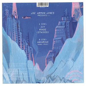 JOE ARM ON-JONES - ICY ROADS (STACKED) (Back)