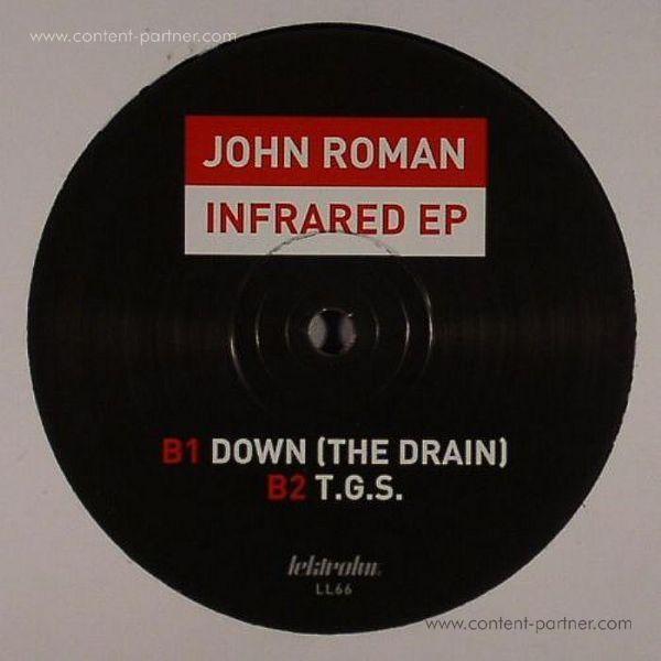 JOHN ROMAN - INFRARED EP (Back)