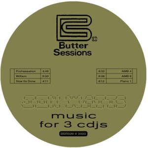 JON WATTS - MUSIC FOR 3 CDJS