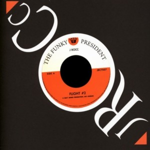 J.Rocc - Funky President Edits Vol. 7 (7
