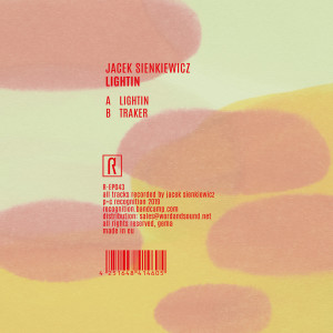 Jacek Sienkiewicz - Lightin