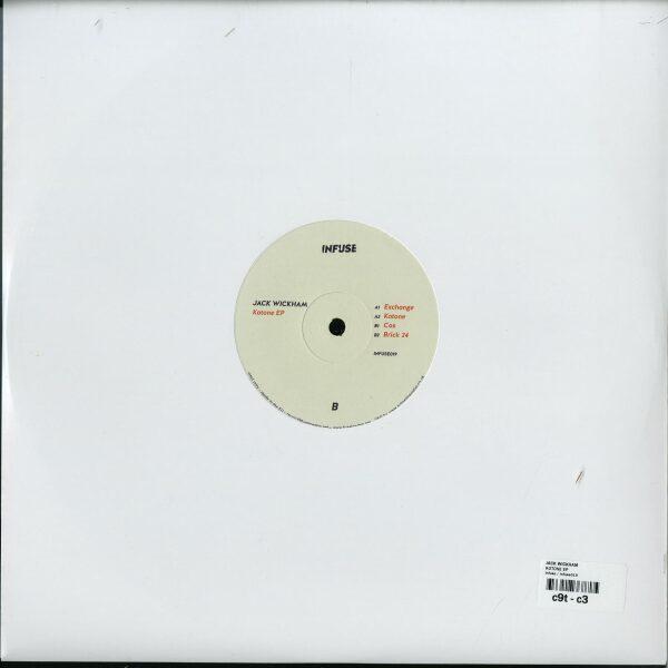 Jack Wickham - Kotone Ep (Back)