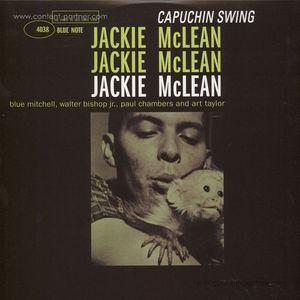 Jackie McLean - Capuchin Swing (Rem. + DL)