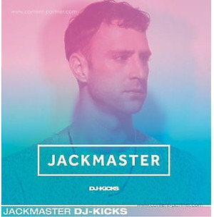 Jackmaster - DJ Kicks (2LP+CD, Gatefold)