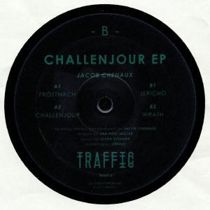 Jacob Chenaux - Challenjour EP