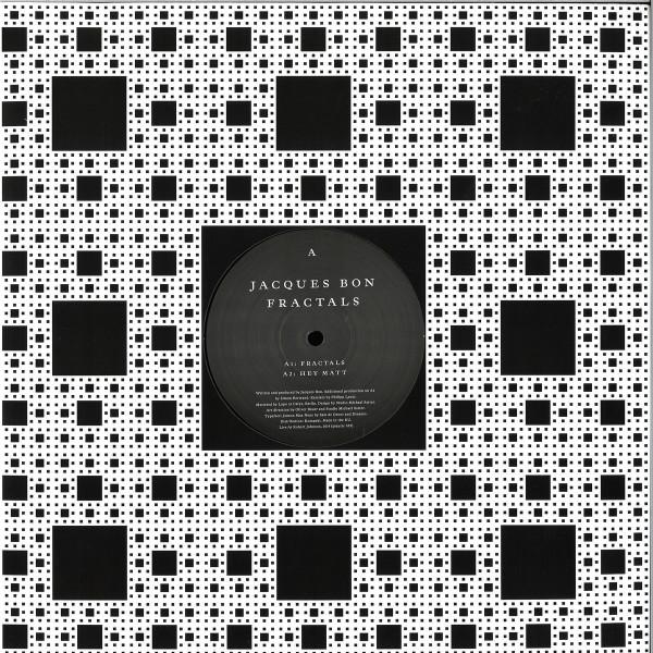 Jacques Bon - Fractals (Lauer Remixes)