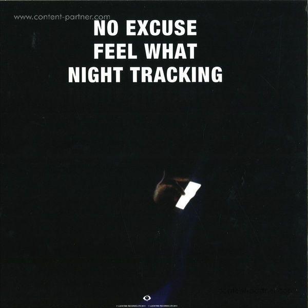 Jacques Greene - Phantom Vibrate (Back)