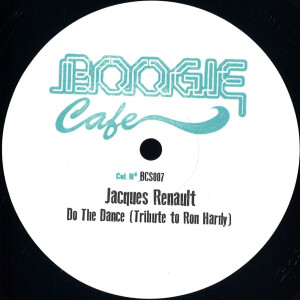 Jacques Renault - Tribute To Ron Hardy Ep