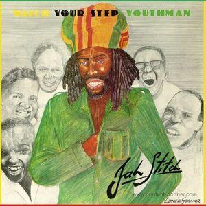 Jah Stitch - Watch Your Step Youthman (LP)
