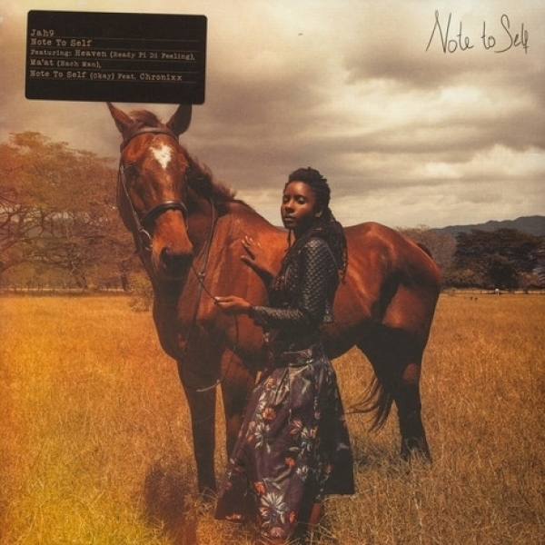 Jah9 - Note To Self (LP)