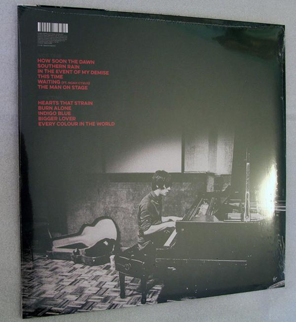 Jake Bugg - Hearts That Strain (LP) (Back)