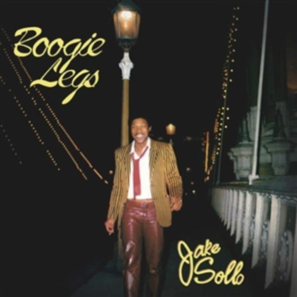 Jake Sollo - Boogie Legs (Strictly Ltd. 180g Vinyl Reissue LP)