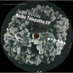 Jamal Moulay - Radio Telepathy Ep