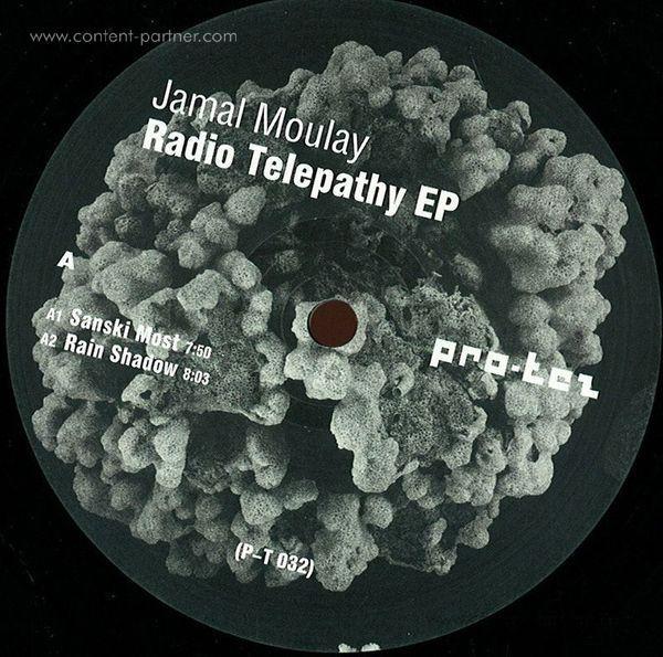 Jamal Moulay - Radio Telepathy Ep