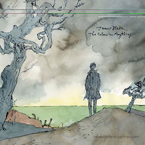 James Blake - The Colour In Anything (2LP)
