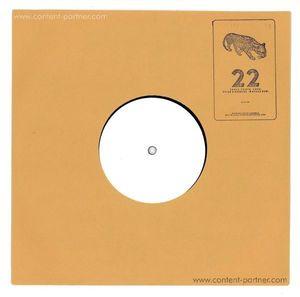 """James Booth / Tyler & Mandre - Split 10"""" Vol. 1"""