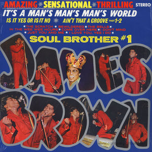 James Brown - It's A Man's Man's Man's World (LP)