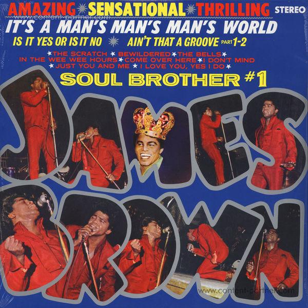 James Brown - It's A Man's Man's Man's World (LP)
