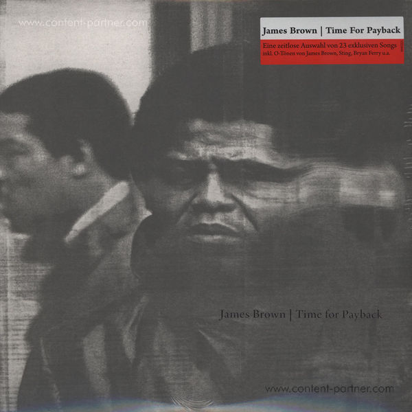 James Brown - Time For Payback (180g Vinyl!)