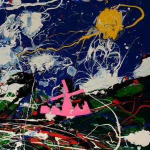 James Holden - The Idiots Are Winning (Ltd. Splattered Vinyl 2LP)
