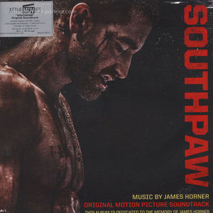James Horner - Southpaw Ost