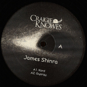 James Shinra - Darkroom EP