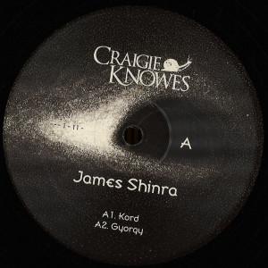 James Shinra - Darkroom EP