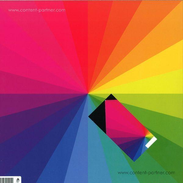 Jamie XX - In Colour (2LP) (Back)