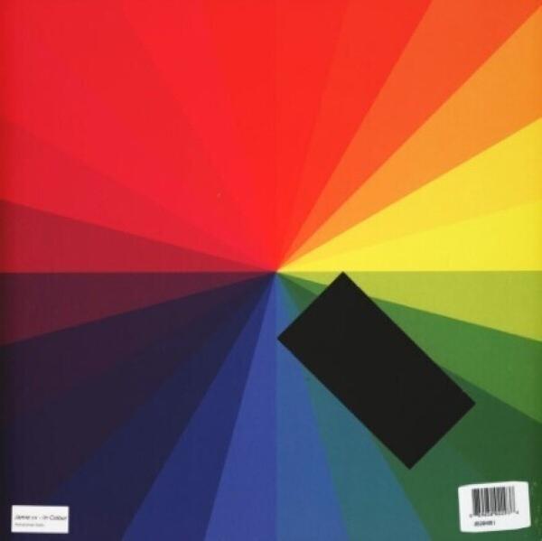 Jamie XX - In Colour (Remastered Black Vinyl LP) (Back)
