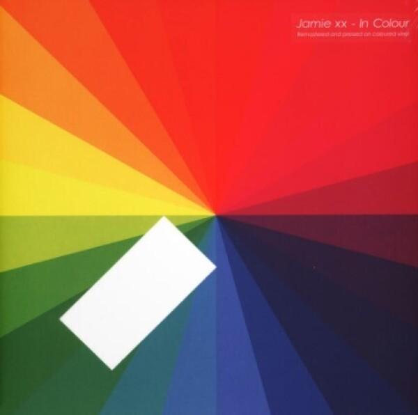 Jamie XX - In Colour (Remastered Multi Coloured Vinyl LP)
