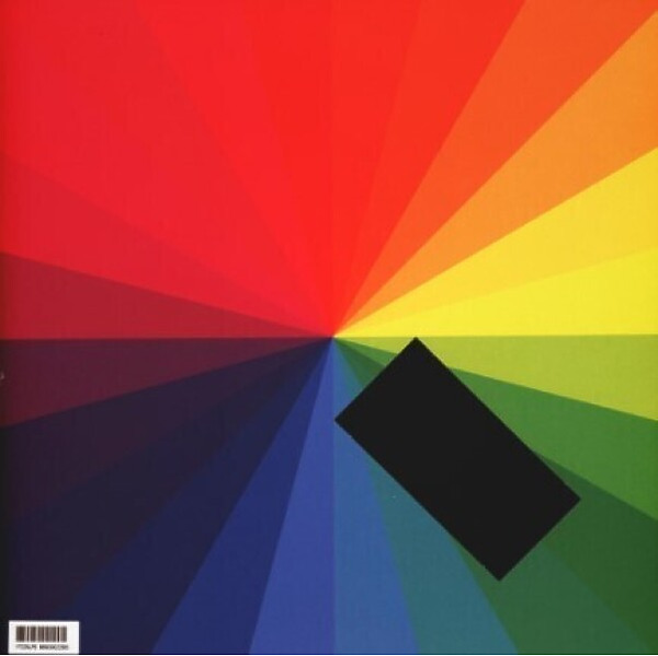 Jamie XX - In Colour (Remastered Multi Coloured Vinyl LP) (Back)