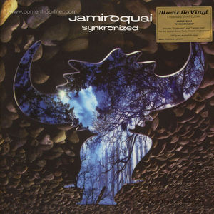 Jamiroquai - Synkronized (180g LP)