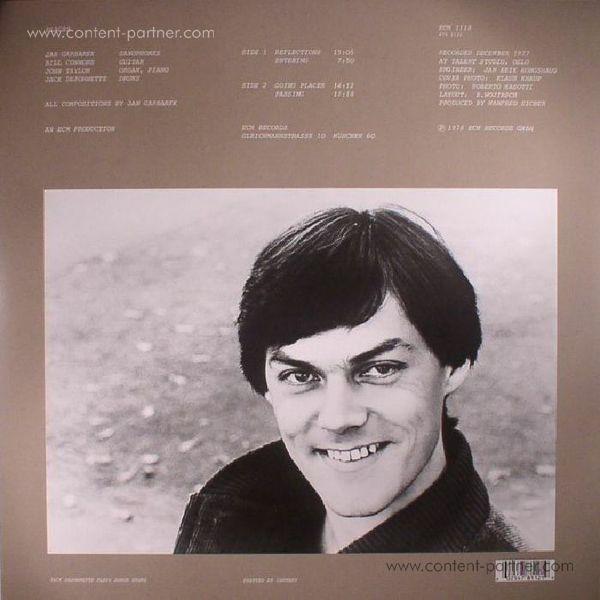 Jan Garbarek - Places (LP) (Back)
