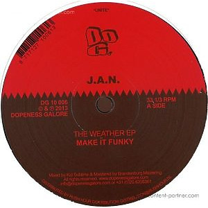 J.a.n - The Weather Ep