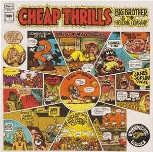 Janis Joplin - Cheap Thrills