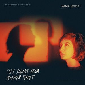 Japanese Breakfast - Soft Sounds From Another Planet (Red Vinyl LP)
