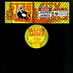 Jasper James - Steel City Dance Discs Volume 13