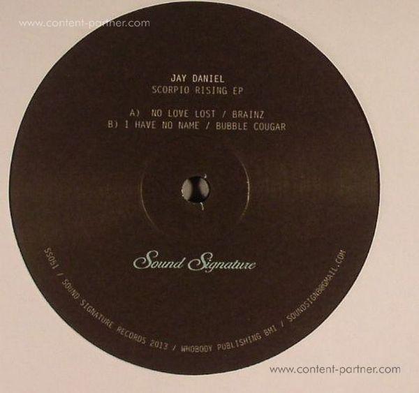Jay Daniel - Scorpio Rising Ep (Back)