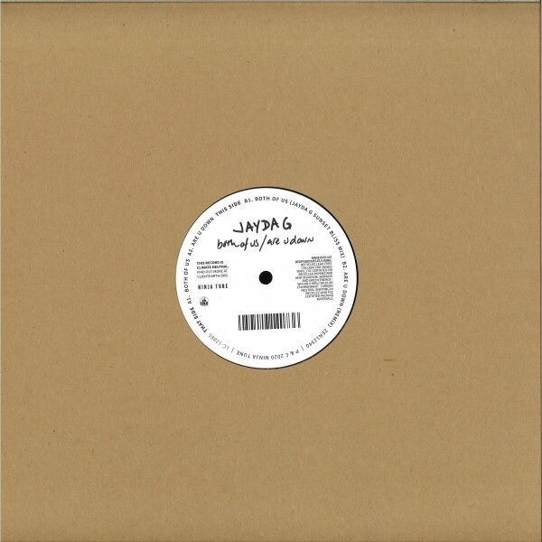Jayda G - BOTH OF US / ARE U DOWN (Back)